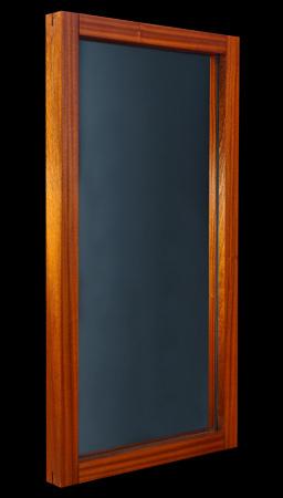 Les produits des menuiseries marzin ch ssis bois fixes for Chassis fixe castorama